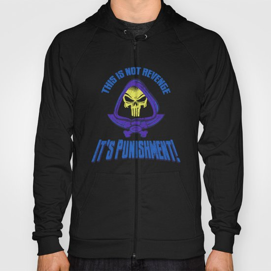 This Time It's Punishment Hoody