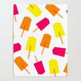 Ice Lollies 01 Poster