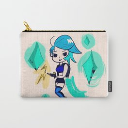 Space Gal Carry-All Pouch