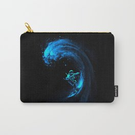 Space Surfer Surfing Carry-All Pouch