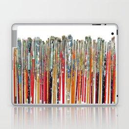 Twenty Years of Paintbrushes Laptop & iPad Skin