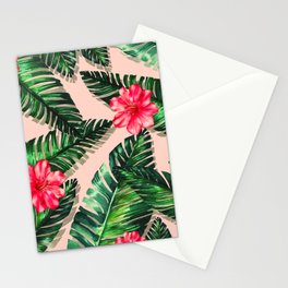 Aroma Hibiscus of Greek islands Stationery Cards