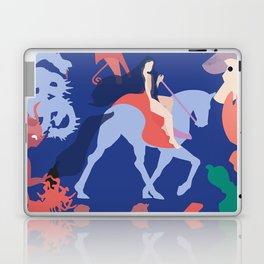 Lady godiva 2 Laptop & iPad Skin