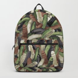 Camouphallic Backpack