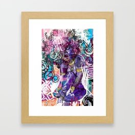 When You Know Framed Art Print