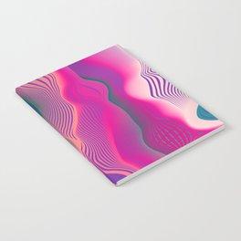 Colors bubbles Notebook