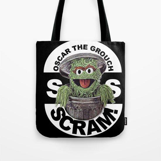 Scram! Tote Bag