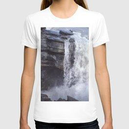Athabasca Falls 8 T-shirt