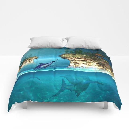 The dreamworld Comforters