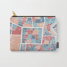 Chiang Mai map Carry-All Pouch
