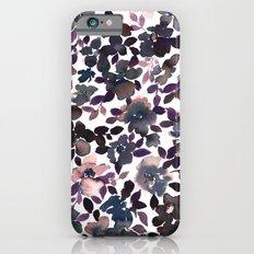Sophia Floral Dusty Pink Slim Case iPhone 6s