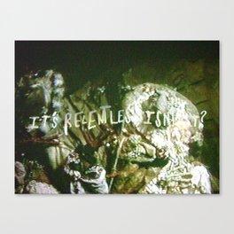 Relentless 2 Canvas Print