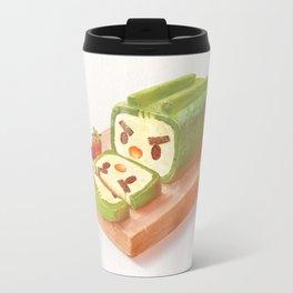 Matcha Cake Roll Travel Mug