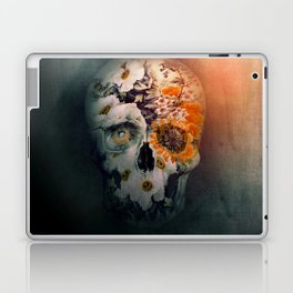 Skull Still Life II Laptop & iPad Skin