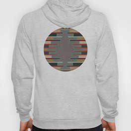 American Native Pattern No. 102 Hoody