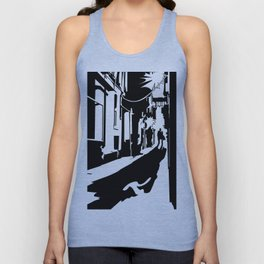 Dark Alley Unisex Tank Top