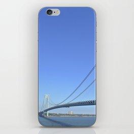 Verrazano Bridge iPhone Skin