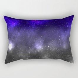 Blues Galaxy Rectangular Pillow