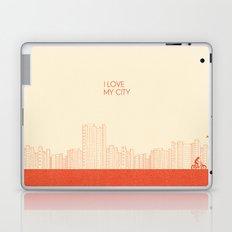 I love my City Laptop & iPad Skin