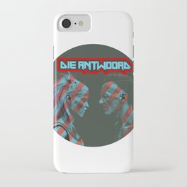 antwoord   iPhone Case