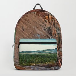 Bryce Canyon National Park Backpack
