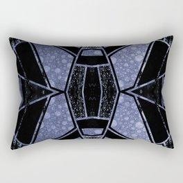 Geometric #958 Rectangular Pillow