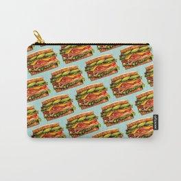 Sandwich Pattern - Turkey Carry-All Pouch