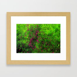 InkCore 1207 Framed Art Print