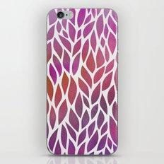 Petals Pattern #3 iPhone & iPod Skin