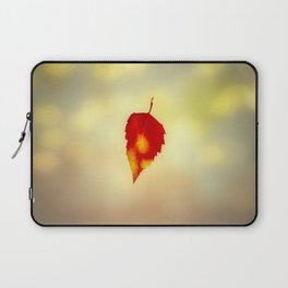 Autumn Leaf Laptop Sleeve