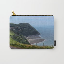 Lynton and Lynmouth, Devon, England Carry-All Pouch