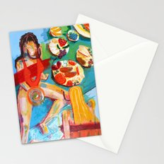 Dinner For Two Stationery Cards