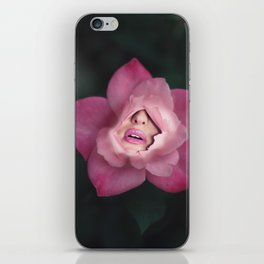 Surreal beauty iPhone Skin