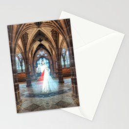God Hears Our Prayers Stationery Cards