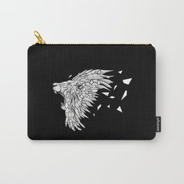 Black Leo Carry-All Pouch