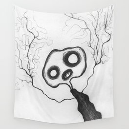 Spindly Wall Tapestry
