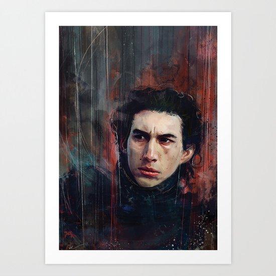 KR Art Print