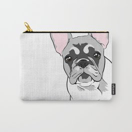 Jersey the French Bulldog Carry-All Pouch