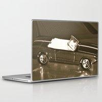 mustang Laptop & iPad Skins featuring Mustang  by Losal Jsk