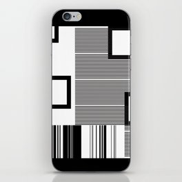 Reasonably Square iPhone Skin