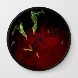 Void  Wall Clock