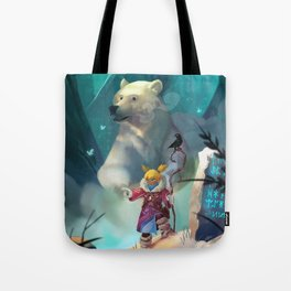 The Quest Tote Bag