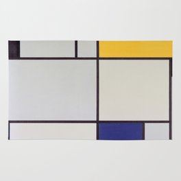 Piet Mondrian - Tableau I Rug