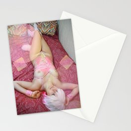 Pinks #4 Stationery Cards