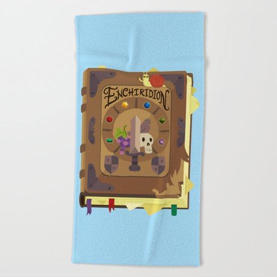 ENCHIRIDION Beach Towel