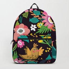 The floral floresta Backpack
