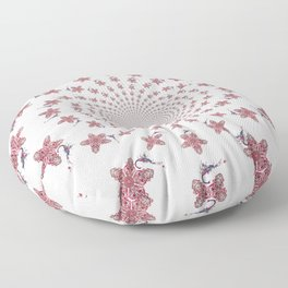 Dolly's Sweet Sting Floor Pillow