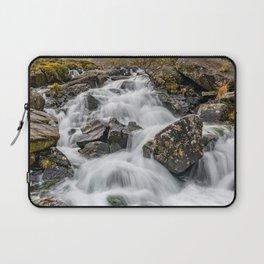 Cwm Idwal River Snowdonia Laptop Sleeve