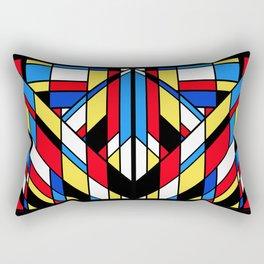 The Color Cubes - 3A Rectangular Pillow