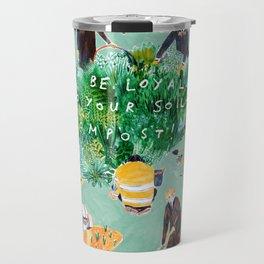 Compost Awareness Week Travel Mug